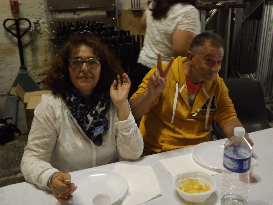 Isabelle et Remy DUPRE