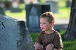 Le deuil et l'enfance.